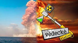 Trendy video Ako sa tvorí hríbový mrak po výbuchu?