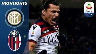 Inter 0-1 Bologna   Santander gave the visitors a shock win at the San Siro   Serie A