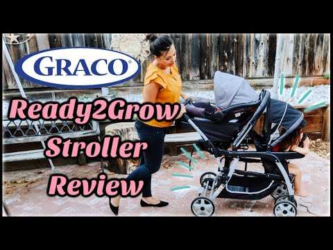 Graco Ready2grow Click Connect Double Stroller Review