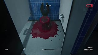 Outlast 2 Gameplay - The Bloody Mary On The Toilet? (Xbox One 2017)