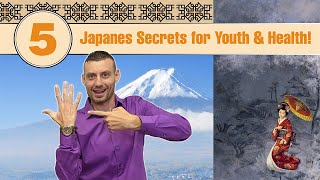 5 Japanese health secrets