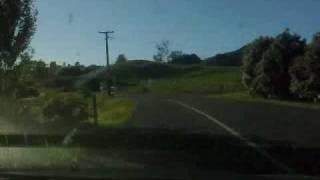 preview picture of video 'Karangahake gorge to Waitawheta back road.'