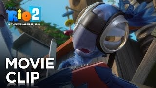 Clip 4 - Amazon Or Bust - Rio 2