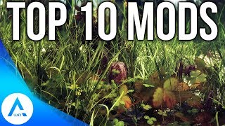 Skyrim Special Edition - Top 10 Best Foliage Mods of the Month (PS4/XB1/PC)