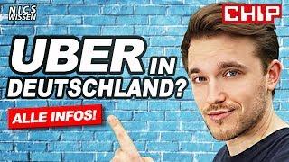 Uber Deutschland - Alle Infos Zum Start-up | CHIP | NICs Wissen