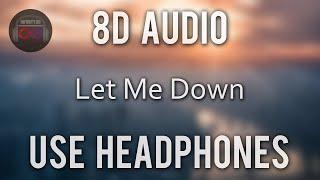 Jorja Smith - Let Me Down ft. Stormzy | (8D Audio)