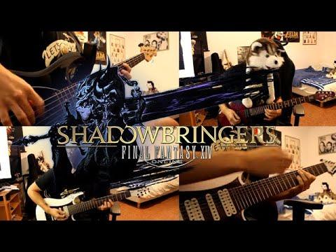 Final Fantasy XIV Shadowbringers on Guitar - The Twinning