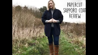 Papercut Patterns Sapporo Coat Review