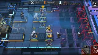Shaw  - (Arknights) - Arknights Anhilation Longmen:downtown   no caster no Shaw no FEater
