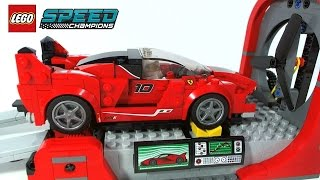 LEGO Ferrari FXX K & Development Center Speed Champions