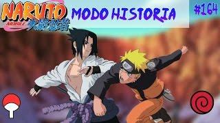 Naruto mobile (Android/iOS) game 2017 final del pergamino reencuentro con Sasuke #164