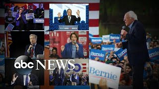 Democratic candidates gear up for South Carolina debate l ABC News
