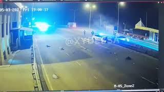 Смертельное ДТП под Одессой: в машине были подполковник и еще трое полицейских
