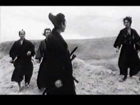 Rosmoille lähtö (Samurai Fiction, 1998)