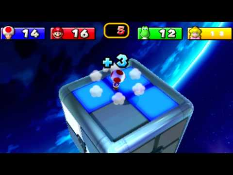 Mario Party Island Tour - Claming the Cube