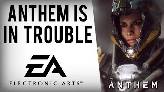 EA's Anthem is in Trouble...Because of Battlefront 2 Controversy and More....