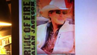 "Alan Jackson ""Ring Of Fire"" (Studio Version) New Single with Lee Ann Womack"