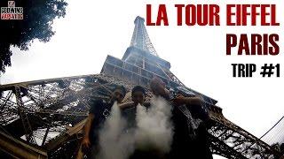 Mike Godwin a Vape Triky CZ/SK - druhý den v paříži - La Tour Eiffel