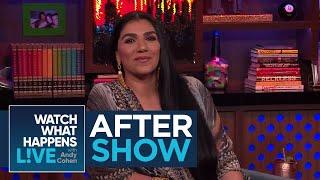 After Show: Asa Soltan Rahmati On The 'Bastard' Talk | Shahs of Sunset | WWHL