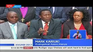 NCIC peace plea : Francis Ole Kaparo cautions against violent demonstration