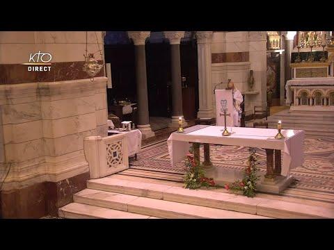 Laudes et Messe du 7 octobre 2021 à Notre-Dame de la Garde