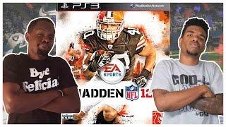 BEST MADDEN EVER??? - Madden 12 Gameplay   #ThrowbackThursday ft. Juice