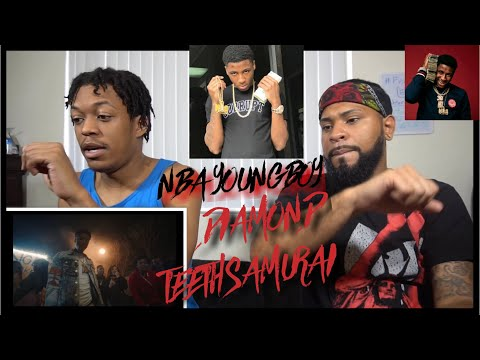 YoungBoy Never Broke Again - Diamond Teeth Samurai (Official Video) | FVO Reaction