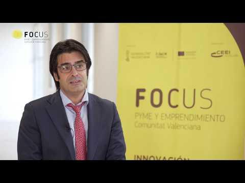 FOCUS Pyme Congreso Tech- Entrevista Jesús Ortiz, Grupo Orbel