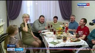 Родственники Сергея Андронова вместе болели за своего чемпиона
