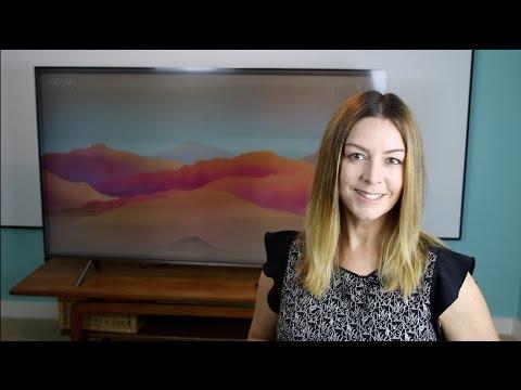 Samsung Q6F 4K QLED Smart TV blogger review
