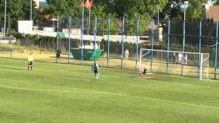 preview picture of video 'FK Litoměřice - FK Tatran Kadaň,29.kolo'