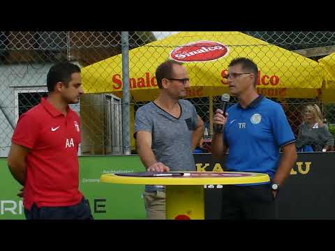 Landesliga Saison 17/18 Spielanalyse SVG - SV Lochau