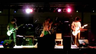 Mutant Sperm Quartet - Easy Tiger (Every Time I Die cover) - Live Carreta Rock 2012