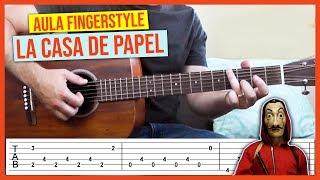 Leandro Kasan – Fingerstyle – La Casa de Papel