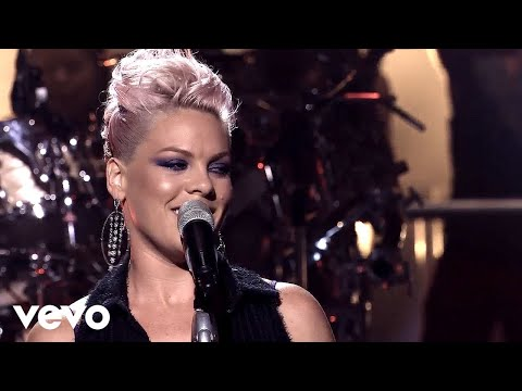 P!nk – How Come You're Not Here (The Truth About Love – Live From Los Angeles)