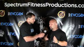 2014 NPC IFBB Nor Cal Wrap Up with Hany Rambod