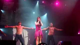 Angel City - Do you know LIVE Dance Nation Glasgow April 2009