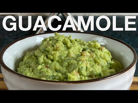 Guacamole - You Suck at Cooking