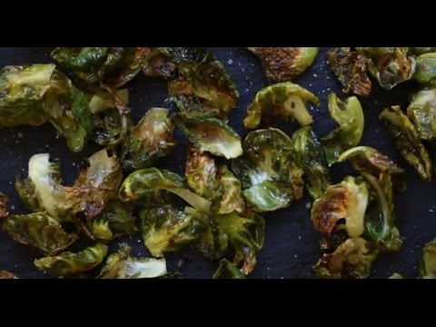 How to Make Spicy Brussels Sprout Chips   Appetizer Recipes   Allrecipes.com