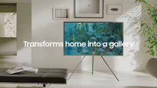The Frame 2021: Transform your home into a gallery | Samsung thumbnail