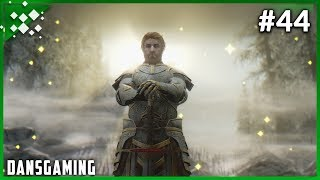 Let's Play Modded Skyrim (PC) - Part 44 - Dan the Paladin - Elder Scrolls