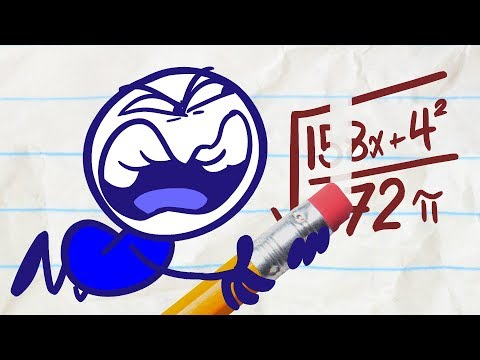 Pencilmate Petty Revenge | Animated Cartoons Characters | Animated Short Films