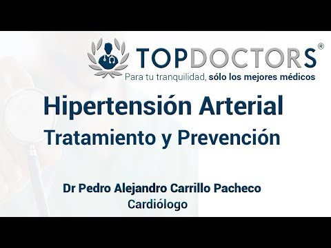 La hipertensión puede llevar a cabo a 2 grados