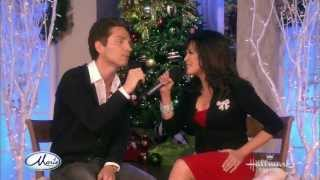Marie Osmond &Richard Marxx Santa Claus is coming to town.mpg
