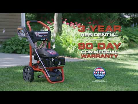 2021 DR Power Equipment Pro 3100ES in Bigfork, Minnesota - Video 1