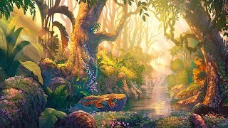 Manifest Miracles, Attract Your Hearts Desires from the Universe, Law of Attraction Forest 741 Hz