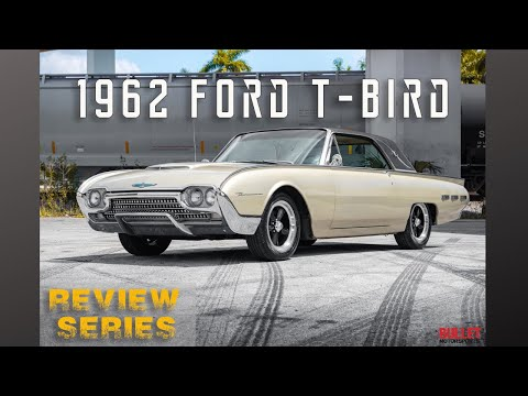 Video of '62 Thunderbird Offered by Bullet Motorsports Inc - PSKN