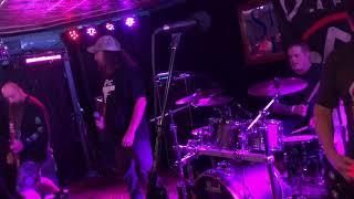 Argument Then War-D.R.I. live @Stanhope House NJ 9/15/2018