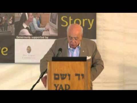 "Michael R. Marrus, ""Lessons"" of the Holocaust and the Ceaseless, Discordant Search for Meaning  [41:08 min]"