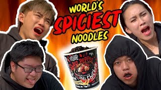 First One To Drink Loses - Ghost Pepper Noodles